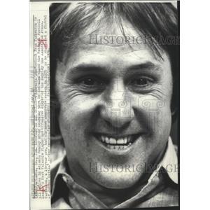 1976 Press Photo Minnesota football quarterback Frank Tarkenton is MVP