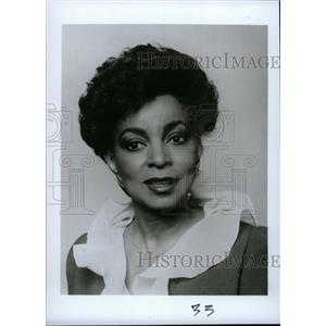 1990 Press Photo Ruby Dee - RRW98229