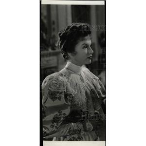 1937 Press Photo Actor Gale Sondergaard - RRW98813