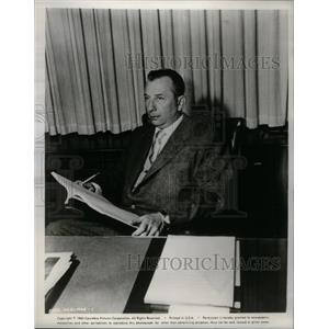 1961 Press Photo Fred Kohler Actor - RRX25551