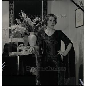 1934 Press Photo Alice Brady Film Actress - RRW82869