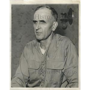 1936 Press Photo Labor Organizer Fred Stevens - RRW28301