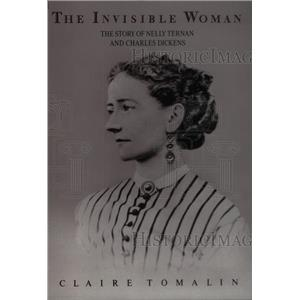 1991 Press Photo The Invisible Woman Book Jacket - RRX31241