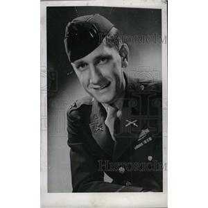 1945 Press Photo Captain James Clark - RRW76629