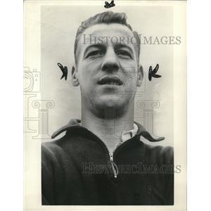 1963 Press Photo Jim Richmond Inter. Soccer League - RRQ08097