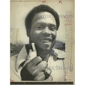 1975 Press Photo Bill Madlock - RRQ00465