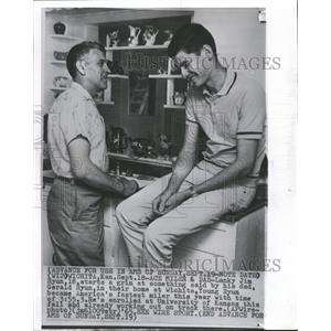 1965 Press Photo Jim Ryun Athlete Kansas - RRQ00739