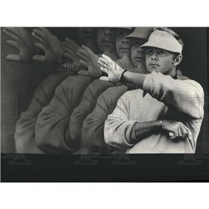 1978 Press Photo PGA Tour Golfer American Yancey Albert - RRQ00971