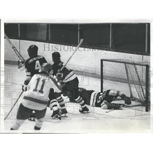 1978 Press Photo Ice Hockey Collegiate - RRQ01003