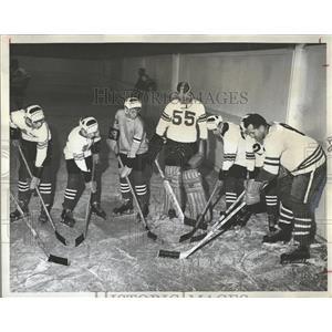 1963 Press Photo Monaco Blades - RRQ01283