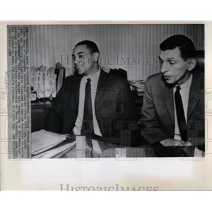1965 Press Photo Charlie Williams - RRQ01905