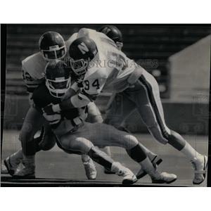 1986 Press Photo Northwestern Univ. - RRQ02011