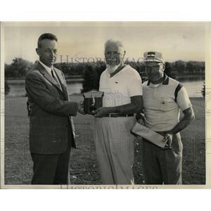 1965 Press Photo Bill Jelliffe Golf for Six Decades - RRQ02299