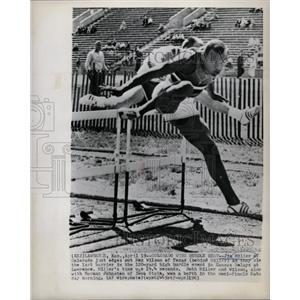 1963 Press Photo Jim Miller Rex Wilson Colorado Texas - RRQ03043