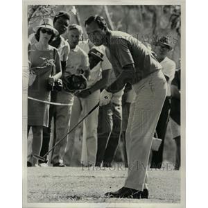 1968 Press Photo John Francis Pott Golfer US Ryder Cup - RRQ03171