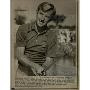 1970 Press Photo Jerry McGee Lake Worth Fla Friday - RRQ03181