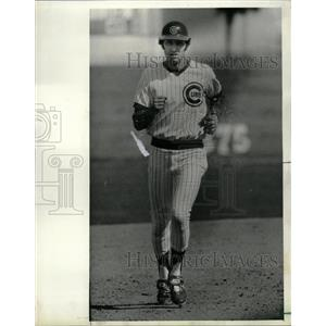 1978 Press Photo Dave Kingman Chicago Cubs - RRQ03241