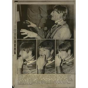 1969 Press Photo Kenneth Harrelson Chicago White Sox - RRQ03303