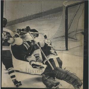 1978 Press Photo Barry Beck Ice Hockey Player - RRQ03557