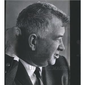 1965 Press Photo Daugherty Michigan State Head Coach - RRQ05401 - RRQ05401
