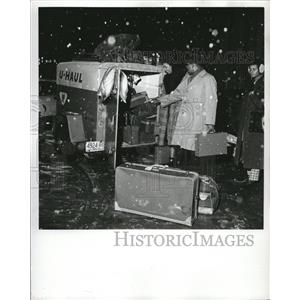 1960 Press Photo Althea Gibson - RRQ07999