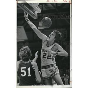 1974 Press Photo John Johnson Cleveland Cavaliers - RRQ08043