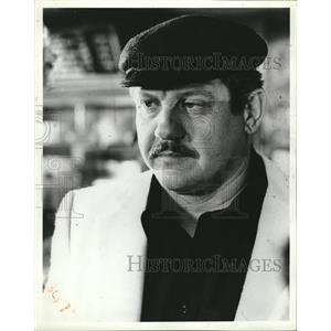 1980 Press Photo Alex Karras Detroit Lions Mad Duc - RRQ08395
