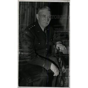 1942 Press Photo Lt.Gen. William S. Knudsen - RRW79379