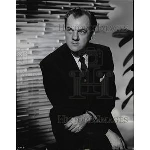 1954 Press Photo Karl Malden Elja kazan Rue Morgue Play - RRW10551