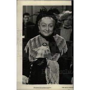 1934 Press Photo Helen Westley American Actress - RRW72393