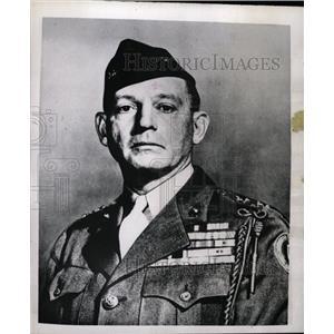 1945 Press Photo Lemuel C. Shepherd Jr. - RRW76405