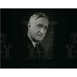 1937 Press Photo Bridge Expert Sidney Lenz - RRX47089