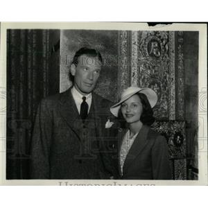 1936 Press Photo Actress Rochelle Hudson - RRW78257