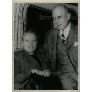 1950 Press Photo Mr. and Mrs. Jimmy Doolittle - RRW08515