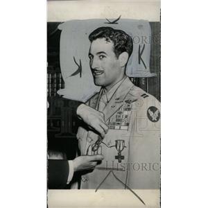 1948 Press Photo Capt.Donald B. Sentik Honored. - RRW72551