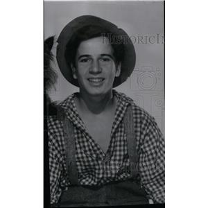 1939 Press Photo Gene Wilder screen actor - RRX41265