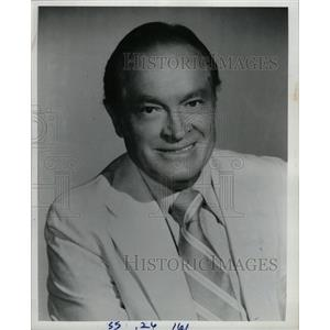 1981 Press Photo Bob Hope American Actor and Comedian. - RRW11285