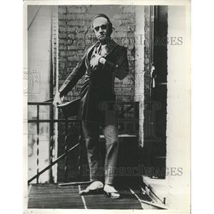 1934 Press Photo William Powell American Film Actor - RRW36787