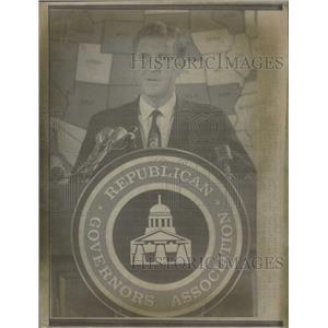 1969 Press Photo Republican Governors Association - RRW39951