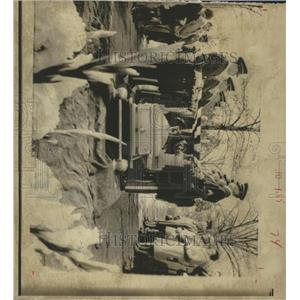 1973 Press PhotoSecond World War Global Conflict Lastin - RRX92807
