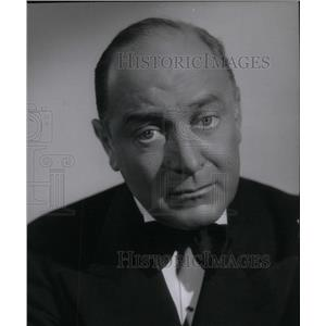 1938 Press Photo Actor Eric Blore - RRX41177