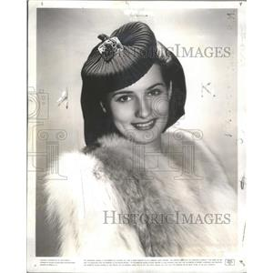1939 Press Photo BRENDA MARSHALL AMERICAN FILM ACTRESS - RSC02777