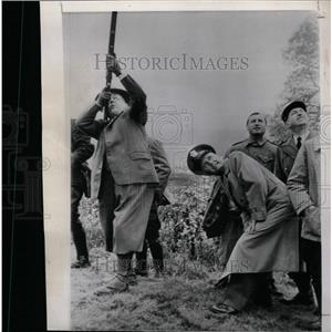 1953 Press Photo Alfred Maximilian Gruenther Major - RRW18973