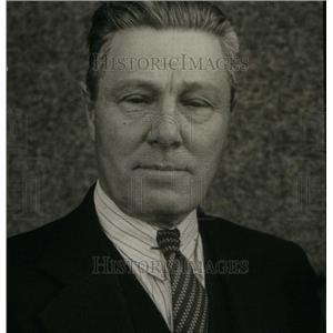 1931 Press Photo William Danks Attorney Denver Lawyer - RRU23649