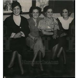 1933 Press Photo Witnesses in English case - RRU23929