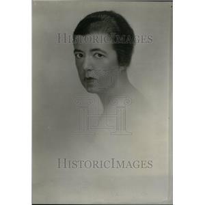 Press Photo Portrait Mrs. Dorothy McCamh (?) - RRU24091