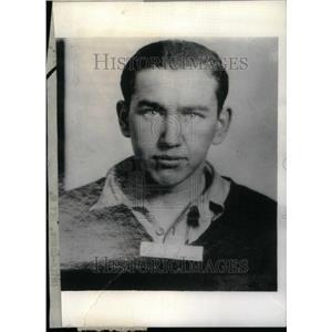 1935 Press Photo William Lee Ferris Murder Dickinson - RRU24441