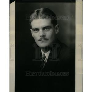 1939 Press Photo Louis S Middlemist Evans - RRU24659
