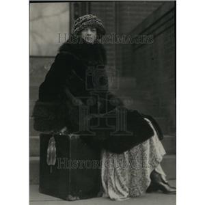 1923 Press Photo Marcella Miller - RRU25927