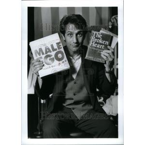 2000 Press Photo Actor Robert Dubac - RRU26017